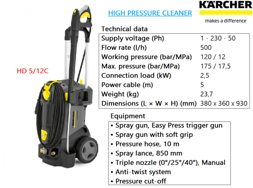 hd-5-12c-karcher-heavy-duty-industrial-commercial-high-pressure-water-jet-cleaner