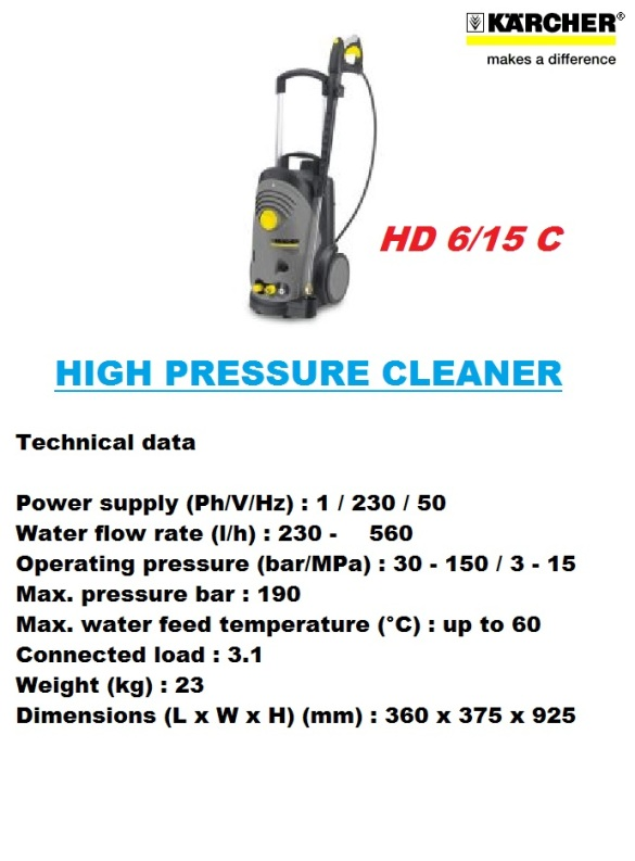 hd-6-15-c-karcher-heavy-duty-industrial-commercial-high-pressure-water-jet-cleaner