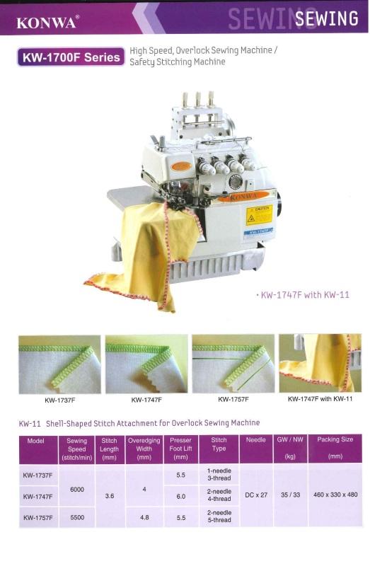 high speed over lock sewing machine safety stitching machine kelajuan tinggi ke atas kunci mesin jahit mesin jahitan keselamatan (2)