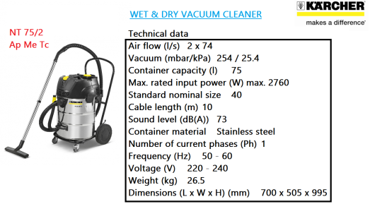 nt-75-2-ap-me-tc-karcher-wet-dry-vacuum-cleaner