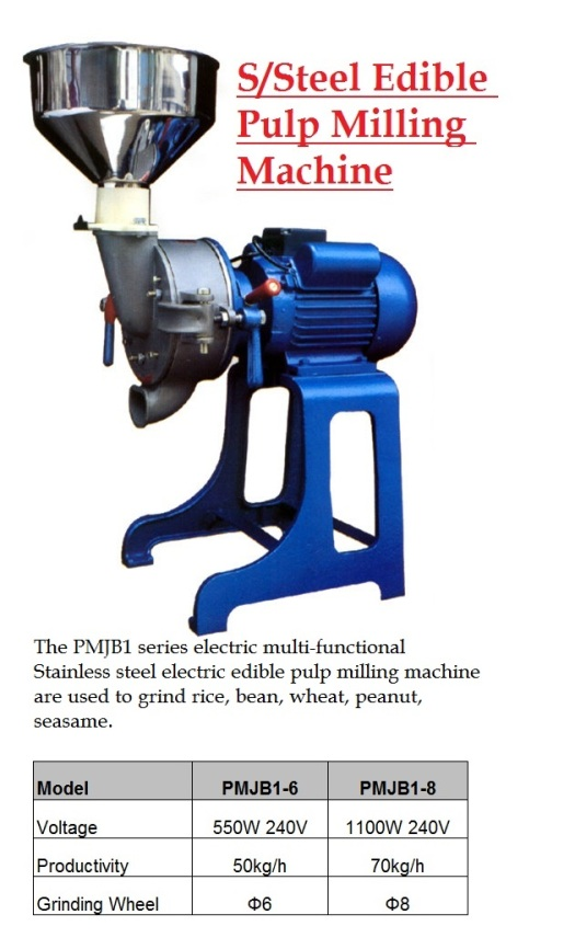 LB2 Pulp Milling PMJB1