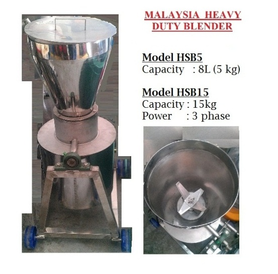 Lc1 malaysia Heavy Duty Blender