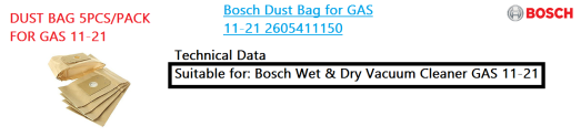 dust-bag-5pcs-pack-for-gas-11-21-bosch-power-tool