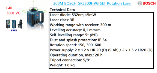 grl-3000hvg-set-rotation-laser-bosch-power-tool