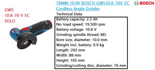 gws-10-8-76-v-ec-solo-bosch-cordless-angle-grinder-power-tool