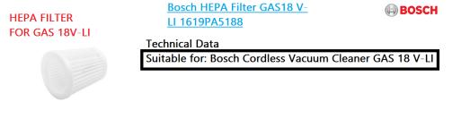 hepa-filter-for-gas-18v-li-bosch-power-tool