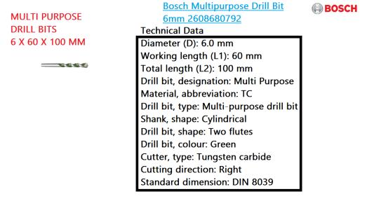 multi-purpose-drill-bits-6-x-60-x-100-mm-bosch-power-tool