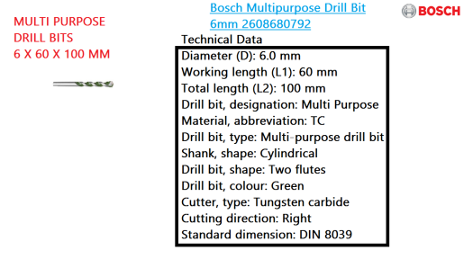 multi-purpose-drill-bits-6-x-60-x-100-mm-bosch-power-tool