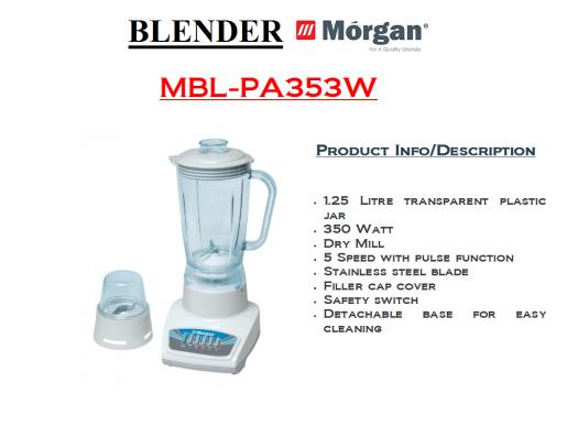 blender MBL-353W(Pengisar)
