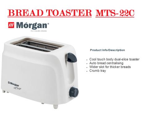 bread toaster MTS-22C(Pembakar Roti)