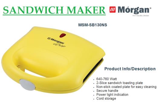 sandwich maker MSM-SB130NS(Pembuat Sandwich)