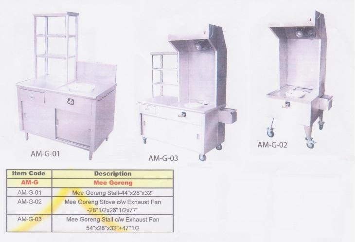 13 Mee Goreng Stall (gerai mee goreng), Grease Trap (perangkap minyak) (2)