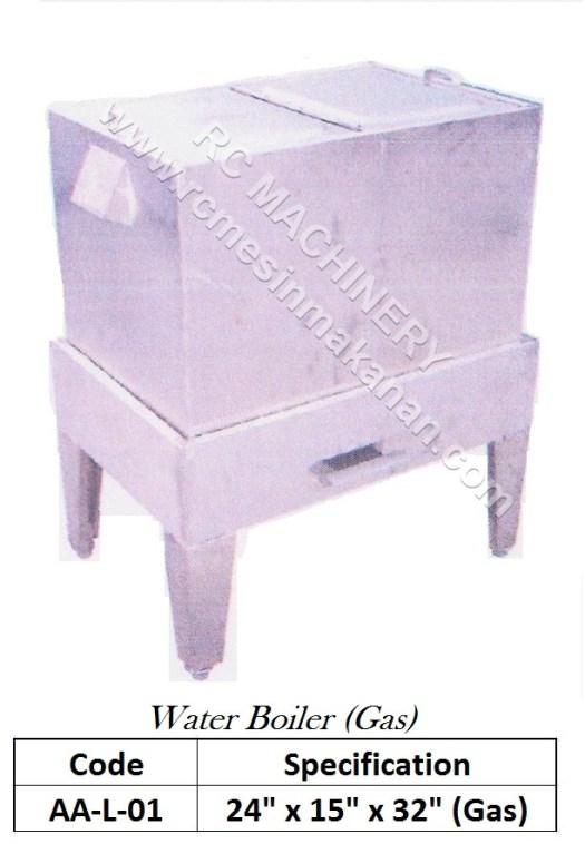 AA-L-01(Water Boiler Gas)