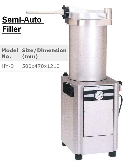 N9 Semi-Auto Sausage Filler