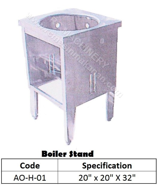 Boiler Stand