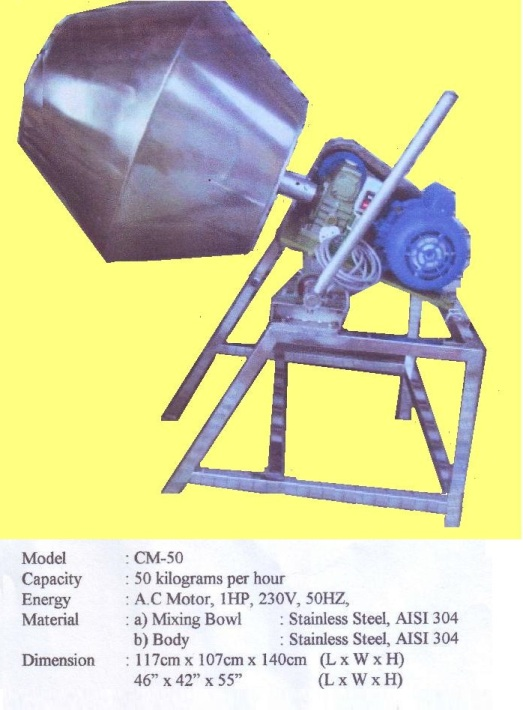 A6 Coating Machine CM-50