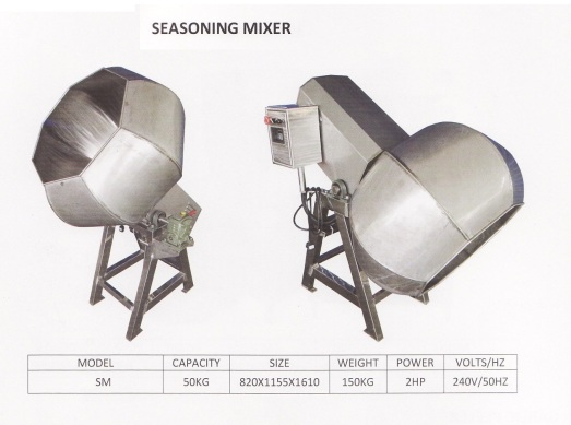 A6 Seasoning Mixer