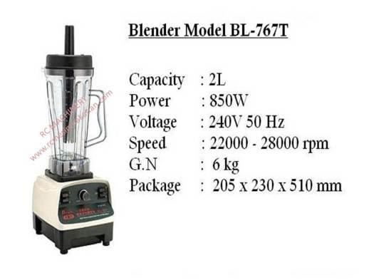 blender BL767T, ice blender, jus blender, pengisar