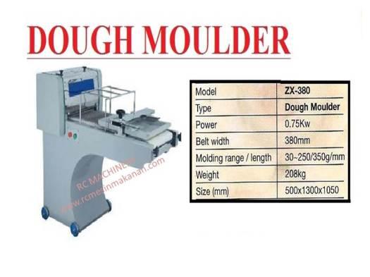 dough moulder, mesin dough, meratakan tepung