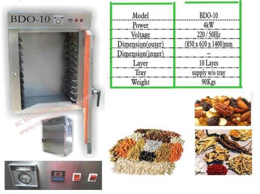electric dryer, 10 tray, pengering, dryer