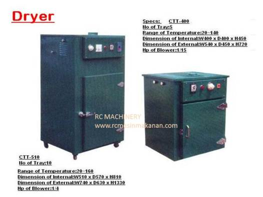 electric taiwan dryer, dryer, pengering