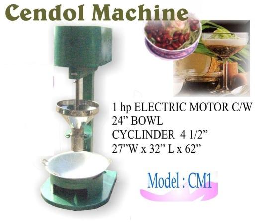 H6 Cendol Machine CM1
