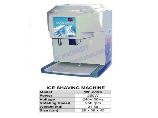 ice shaving, ABC machine, mesin ABC