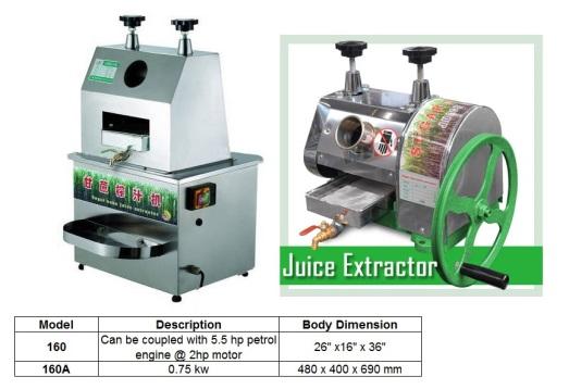 J6 Sugar Cane juice