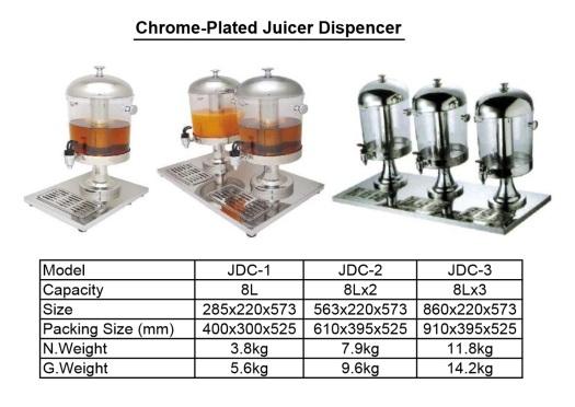 J8 Juice Dispenser JDC