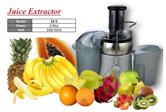 J9 juice extractor ZX-9