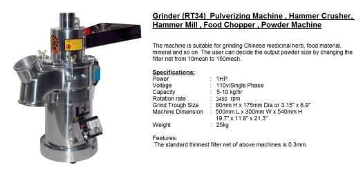 La2 rt-34 TAIWAN disk mill mesin pengisar