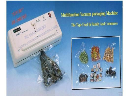 multifunction vacuum packaging machine, vacuum packaging, sealer