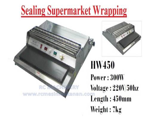 sealing supermarket wrapping, wrapping, sealing, sealer