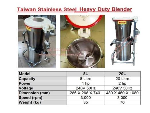 stainless steel heavy duty blender, heavy duty blender, blender, pengisar
