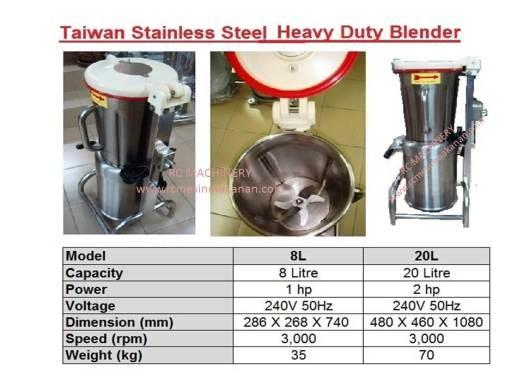 stainless steel heavy duty blender, heavy duty blender, blender, pengisar