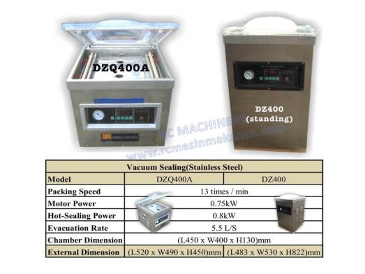 vacuum sealing machine, vacuum sealer