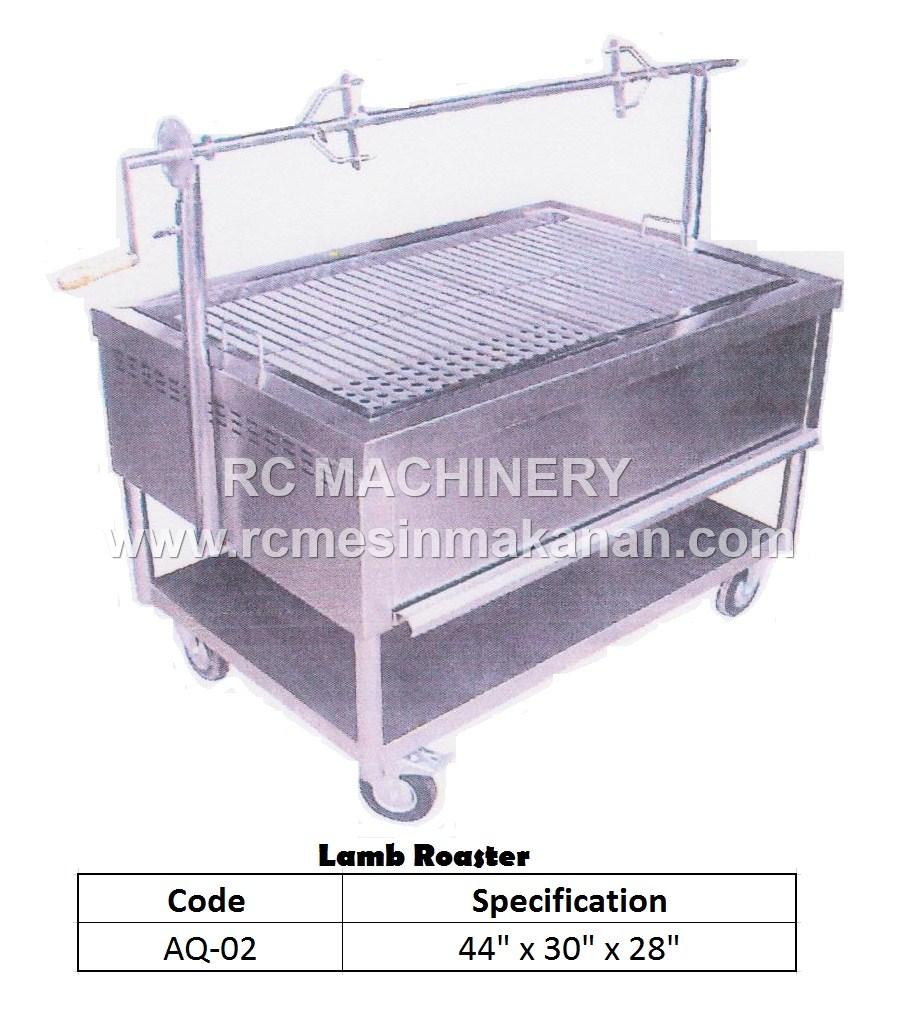 Lamb Roaster