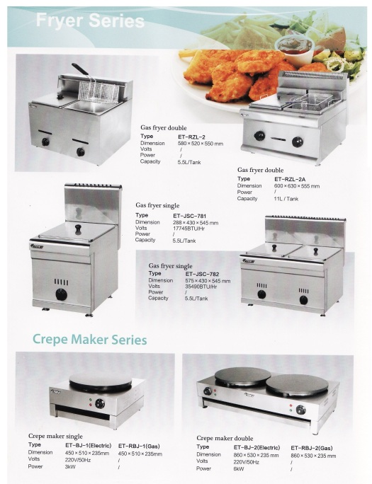 15.Fryer Series