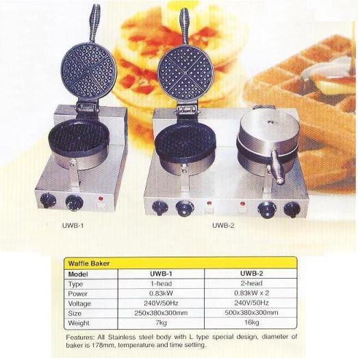 6.waffle baker