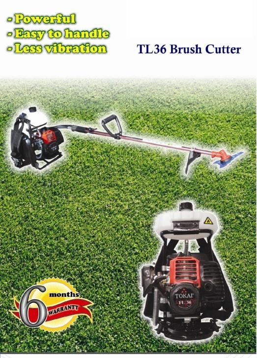 Brush Cutter TL36 - a
