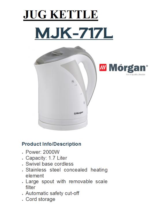 jug kettle MJK-717L(Jag Elektrik)