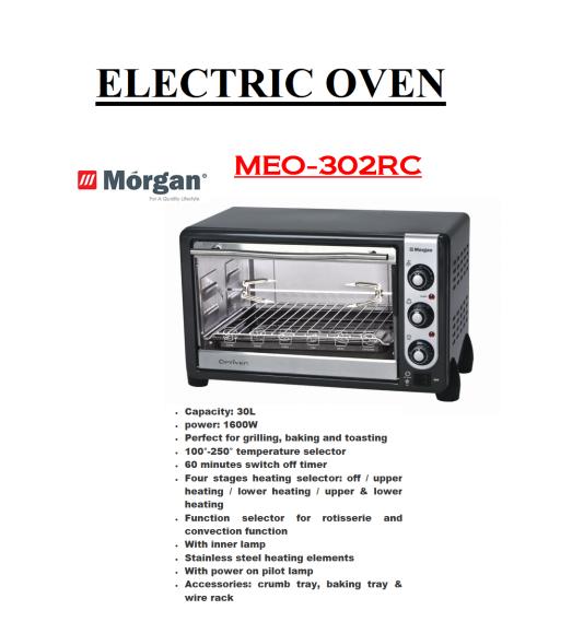 oven e MEO-302RC(Ketuhar)