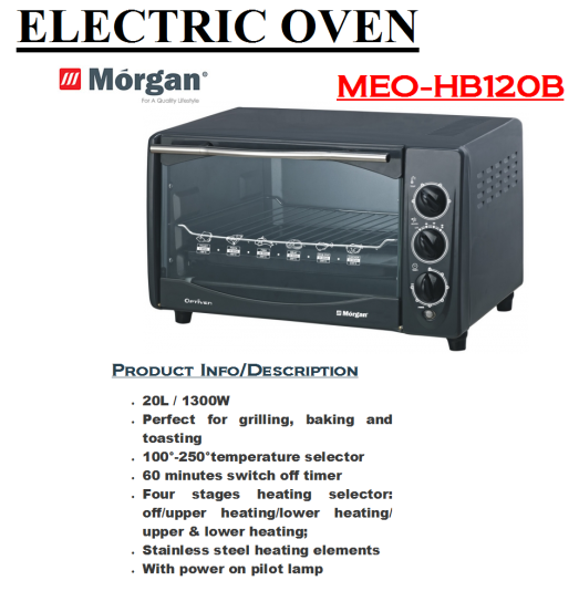 oven e MEO-HB120B(Ketuhar)