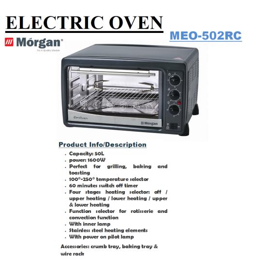 oven e MEO502RC(Ketuhar)