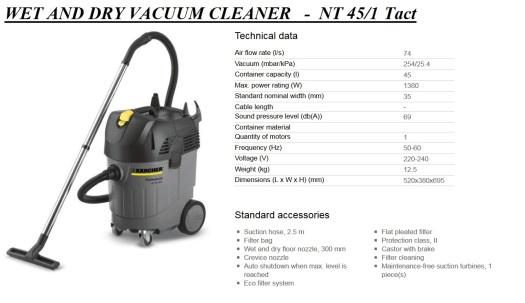 NT45-1 Tact