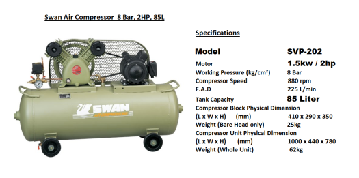 air-compressor-swam-sv202