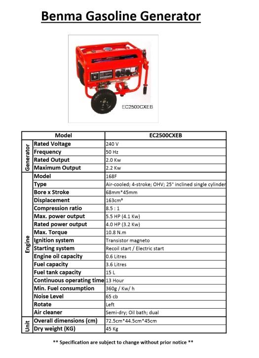 benma-petrol-generator-ec2500cxeb
