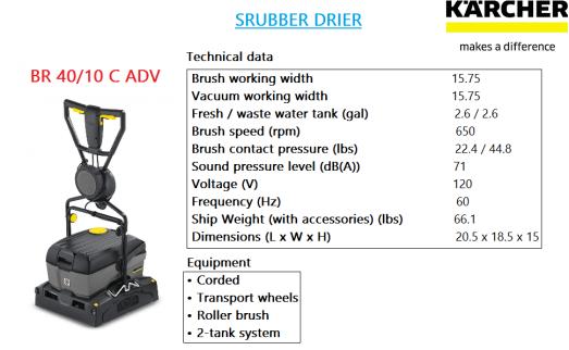 br-40-10-c-adv-walk-behind-compact-floor-scrubber-scrubber-drier