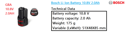 gba-10-8v-2-0ah-bosch-li-ion-battery-power-tool