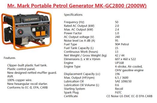 generator-mrmark-mk-gc2000